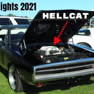 Roadkill Nights 2021 Event by Dodge Walk through