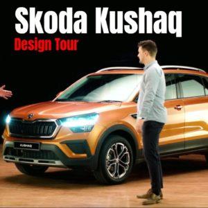 Skoda Kushaq Exterior and Interior Design Tour