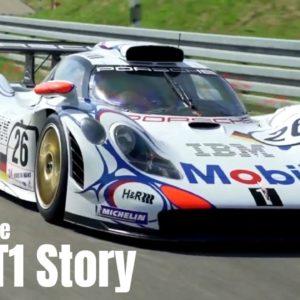 The Porsche 911 GT1 Story