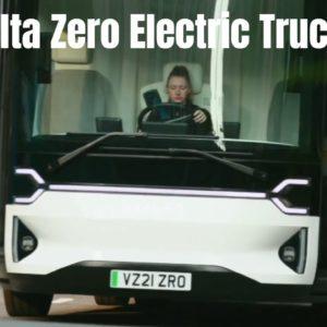 Volta Zero Electric Truck
