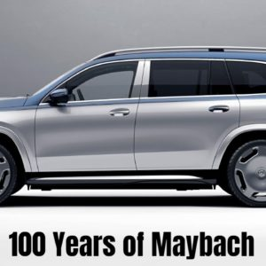 100 years of Maybach automotive manufacturing   Mercedes