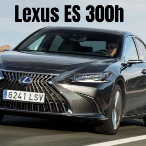 2021 Lexus ES 300h Overview
