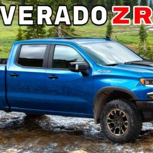 2022 Chevrolet Silverado ZR2