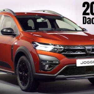 2022 Dacia Jogger in Detail