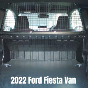 2022 Ford Fiesta Van Revealed