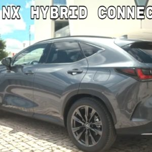 2022 Lexus NX Hybrid Connected