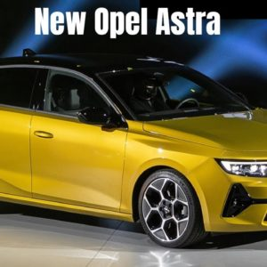 2022 Opel Astra Design in Detail
