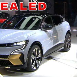 2022 Renault Megane E Tech Electric Revealed