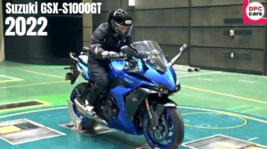 2022 Suzuki GSX-S1000GT Reveal and Development