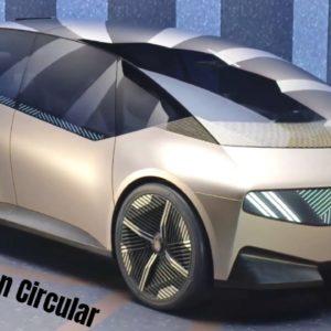 BMW i Vision Circular at Munich Motor Show IAA Mobility 2021