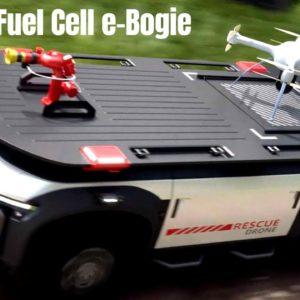 Hyundai Fuel Cell e Bogie