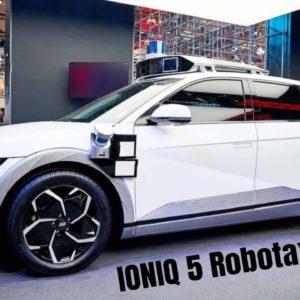 IONIQ 5 Robotaxi