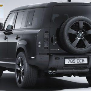Land Rover Defender V8 007 Bond Edition