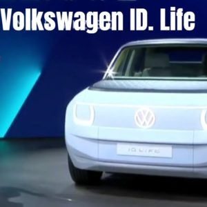 Volkswagen ID  Life Concept Reveal at Munich Motor Show IAA Mobility 2021