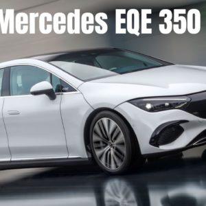 Mercedes 350 EQE Electric Sedan