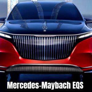 Mercedes Maybach EQS SUV Concept Revealed