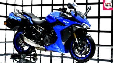 New 2021 Suzuki GSX S1000GT Engine