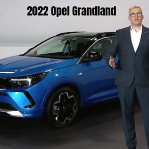 New 2022 Opel Grandland