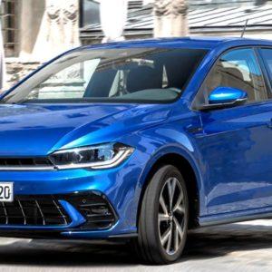 New 2022 VW Polo R Line - Volkswagen