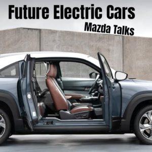 Mazda Talks Future Electric Cars i Activ AWD i Activsense and Passive Safety