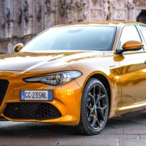 2022 Alfa Romeo Giulia and Stelvio GT Junior Special Series
