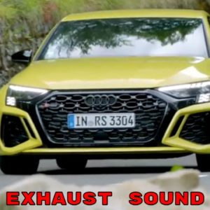 2022 Audi RS3 Exhaust Sound