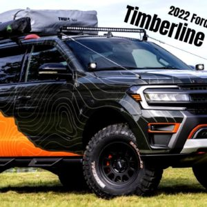 2022 Ford Expedition Timberline Off Grid Concept
