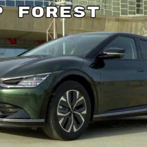 2022 Kia EV6 in Deep Forest