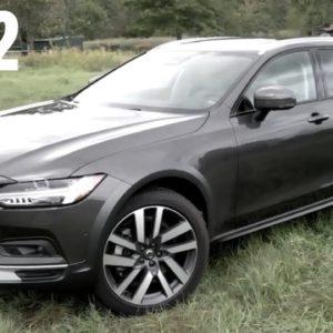 2022 Volvo V90 Cross Country US Spec