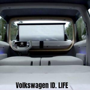 Volkswagen ID. LIFE Electric Car